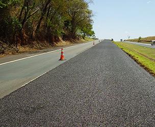 Perenização e Conservação de estradas